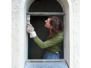 Oprava oken dokončena!