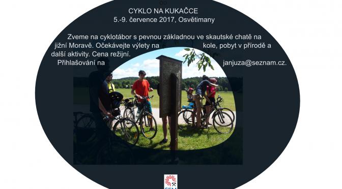 Cyklo na Kukačce (Morava)