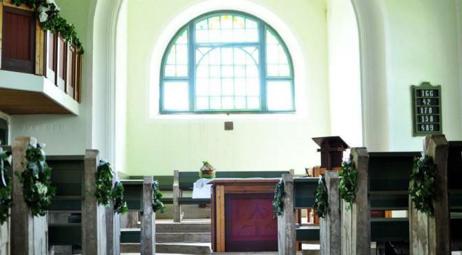Das Kirchenweihepredigt – Erich Busse